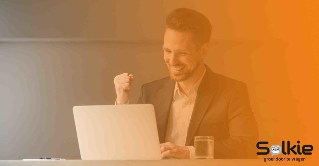 medewerkerstevredenheidsonderzoek resultaten, wat kan je ermee, Solkie, Groei door te vragen