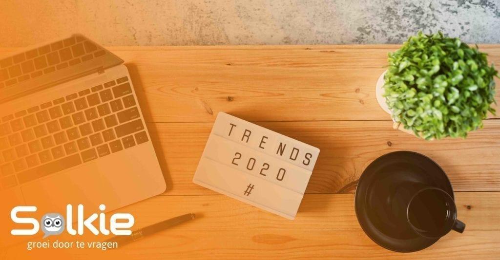 HR trends van 2020 en verder..., Solkie, Groei door te vragen