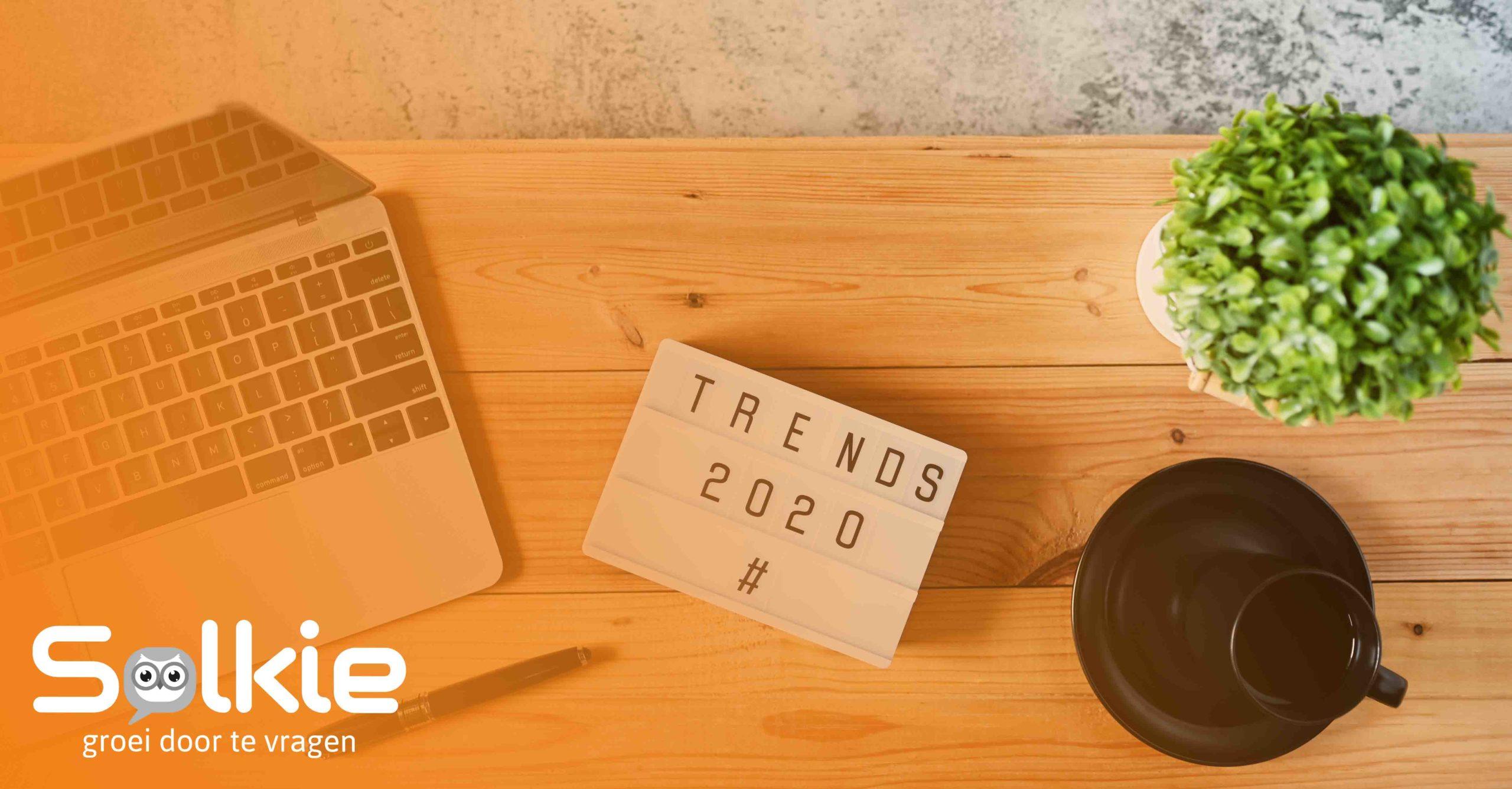 HR trends van 2020 en verder...